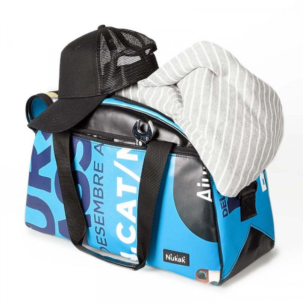 TRIP BAG BLUE