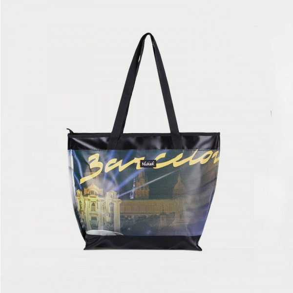 TOTE BAG CARRO