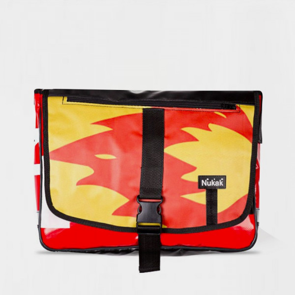 MESSENGER FRODO L FIRE RED