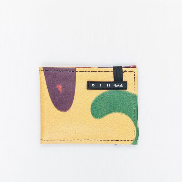 WALLET VESKI YELLOW FORMS