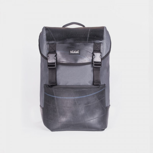 BACKPACK OTTO TIRE TRUCK GREY