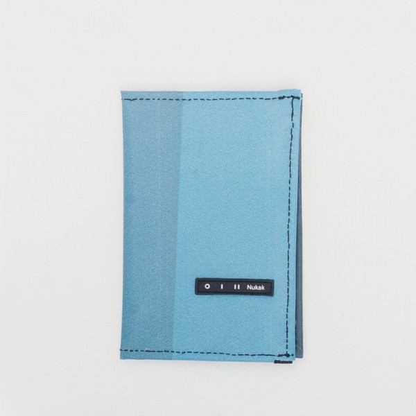 PASSPORT HOLDER GIFFER PURPLE