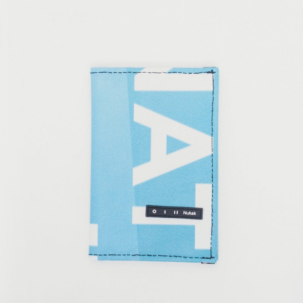 PASSPORT HOLDER GIFFER BLUE