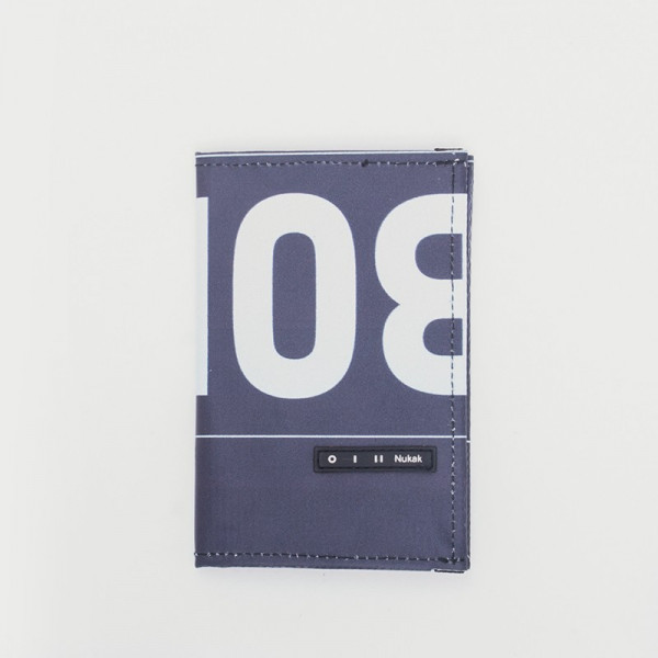 PASSPORT HOLDER GIFFER BLUE LETTERS