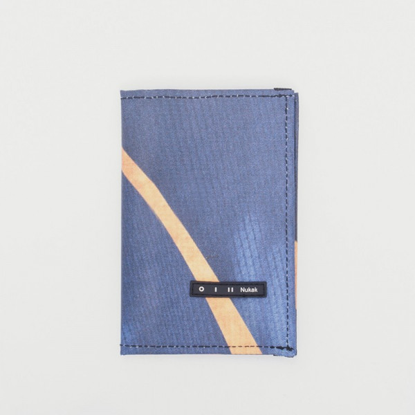 PASSPORT HOLDER GIFFER YELLOW LINE