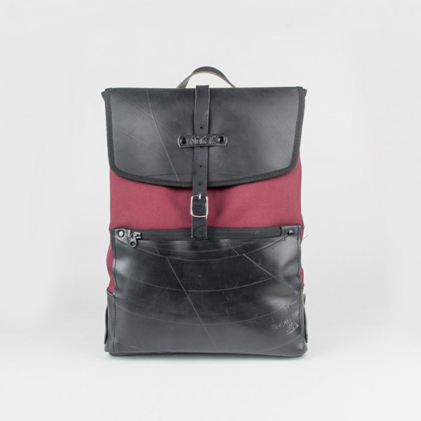 BACKPACK TEIDE GARNET