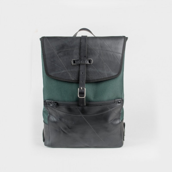 BACKPACK TEIDE GREEN