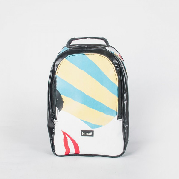 BACKPACK MOSAIC STRIPES