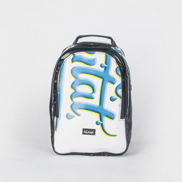 BACKPACK MOSAIC LETTERS