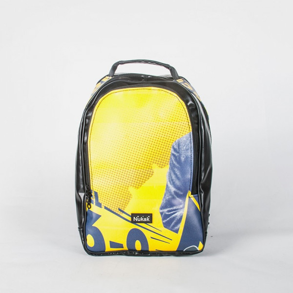 BACKPACK MOSAIC YELLOW