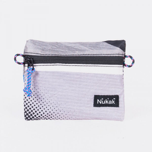 PURSE BALI KITE BLACK DOTS