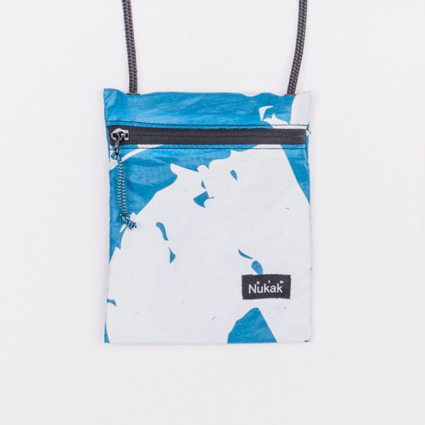 Waist Bag Stanley Blue and white