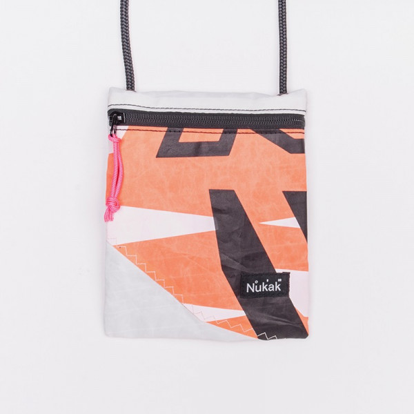 Waist Bag Stanley orange and black