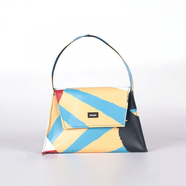 TOTE BAG KELLY BLUE