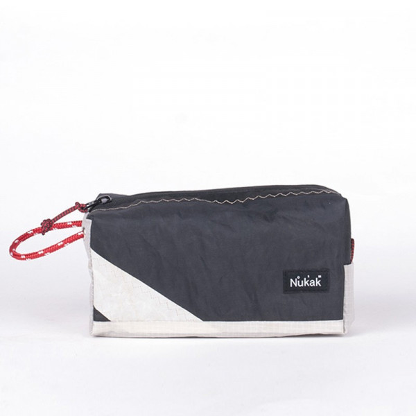 VANITY CASE KONA BLACK AND RED