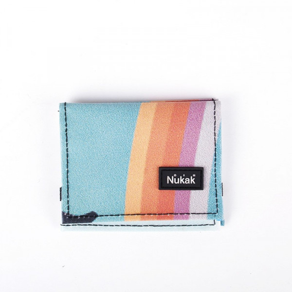 WALLET LOMPAKKO YELLOW WITH LETTERS