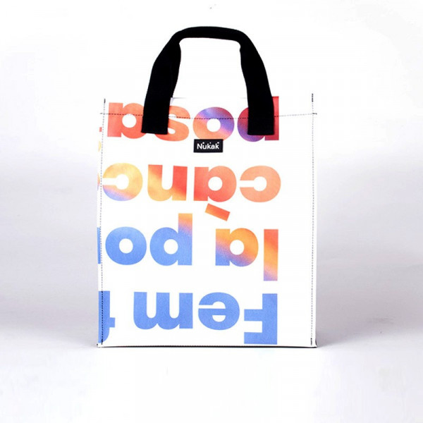 TOTE BAG VIENETTA COLOR LETTERS