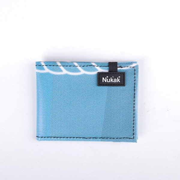 WALLET VESKI LIGHT BLUE