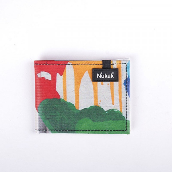 WALLET VESKI PAINTING