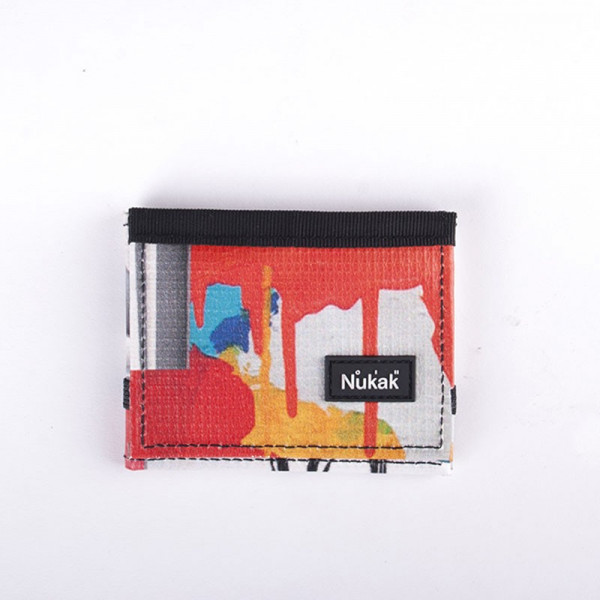 WALLET LOMPAKKO PAINTING