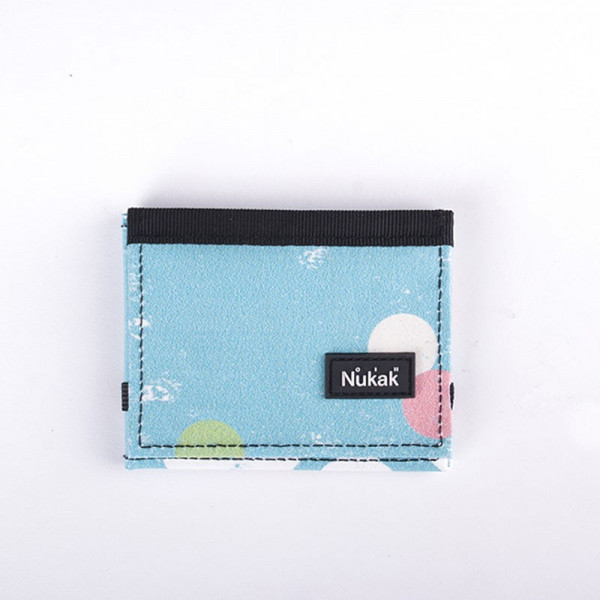 WALLET LOMPAKKO BLUE DOTS