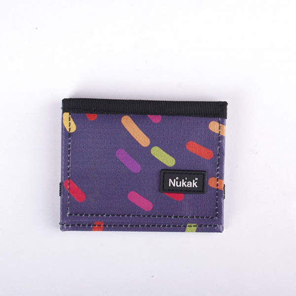 WALLET LOMPAKKO PURPLE COLORS