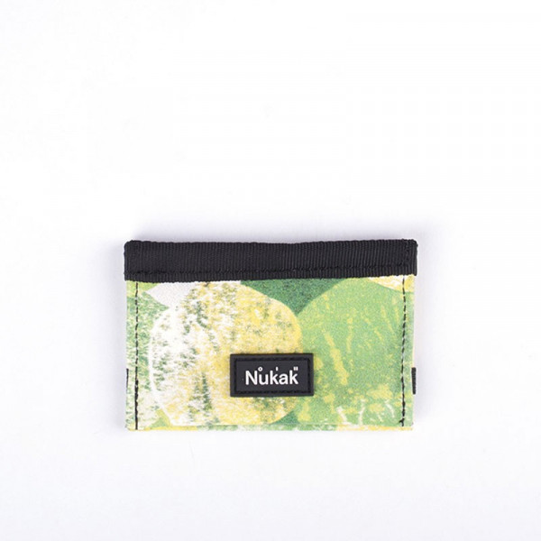 MICRO WALLET GREEN GRAPES