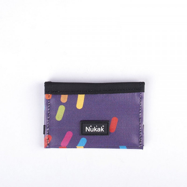 MICRO WALLET PURPLE COLORS