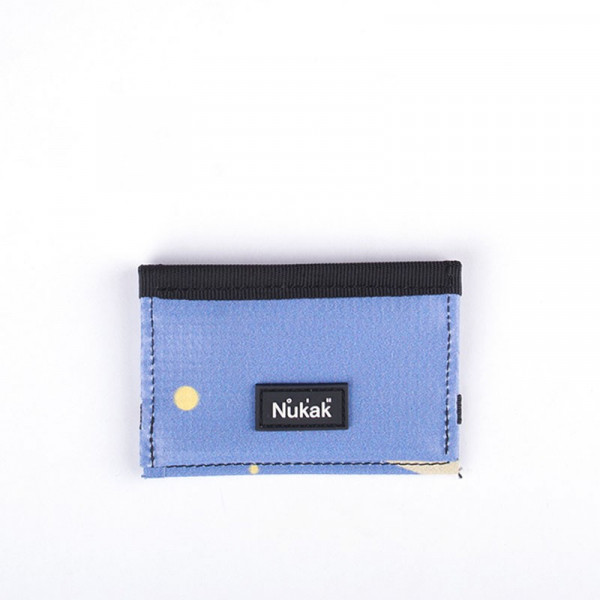 MICRO WALLET YELLOW DOT