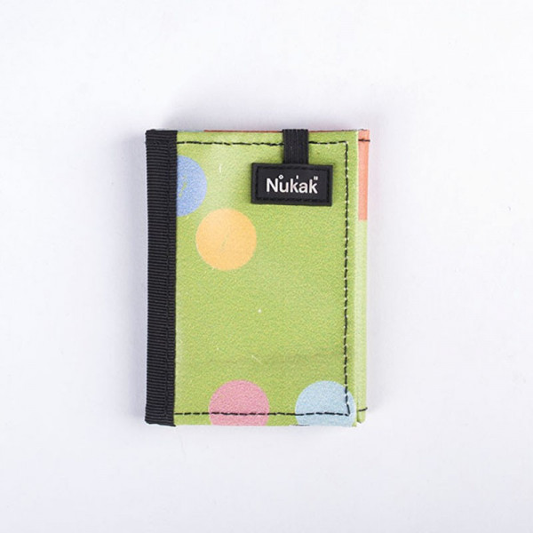 WALLET KUKKARO GREEN DOTS