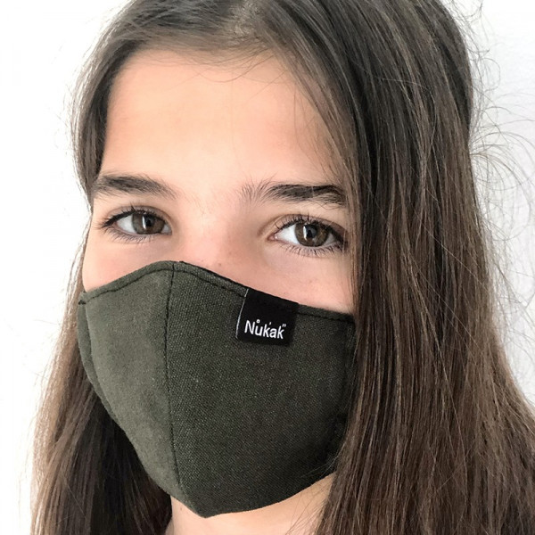 Green Mask - Size S