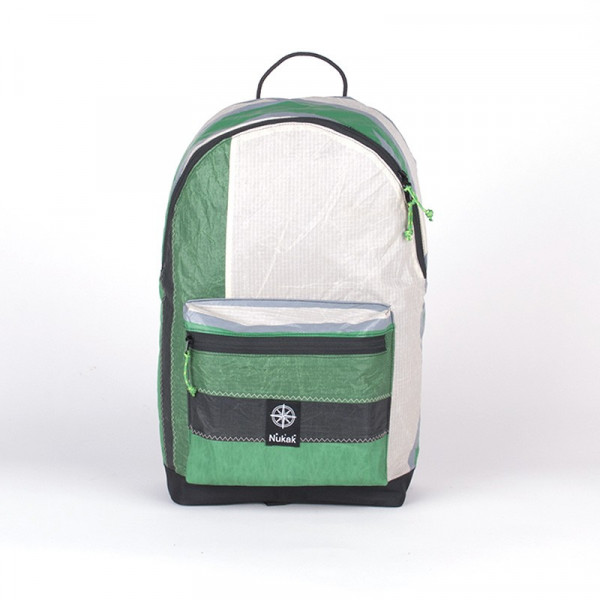 SIROCO BACKPACK GREEN & WHITE