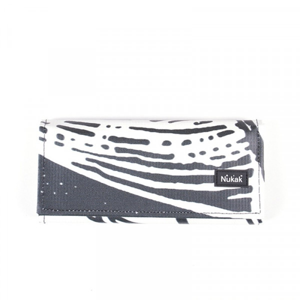 WALLET MIEL BLACK & WHITE