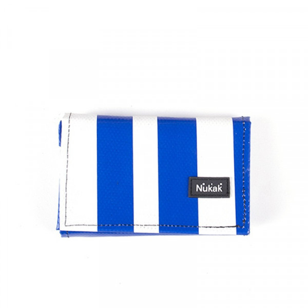WALLET PEPPER BLUE LINES