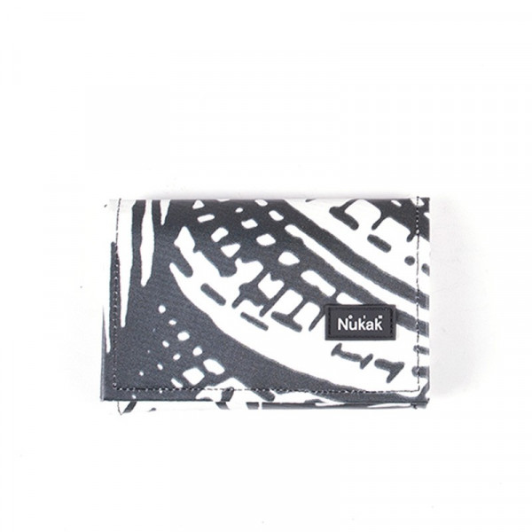 WALLET PEPPER BLACK & WHITE