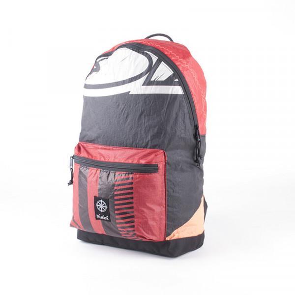 SIROCO BACKPACK BLACK & RED 3