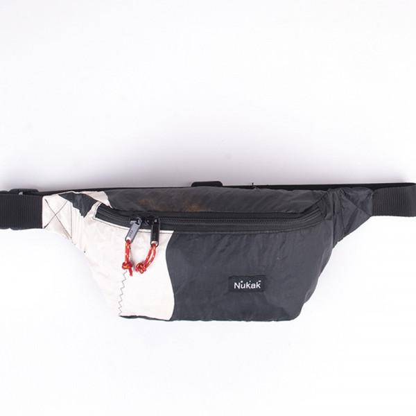 WAIST BAG TYLER BLACK & WHITE