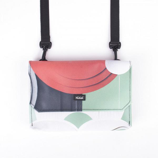 CLUTCH BAG SHANG MOUSTACHE