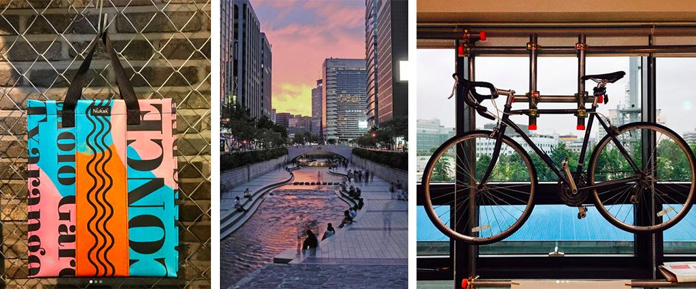 cycle, upcycled, urban, korea, seoul, asian